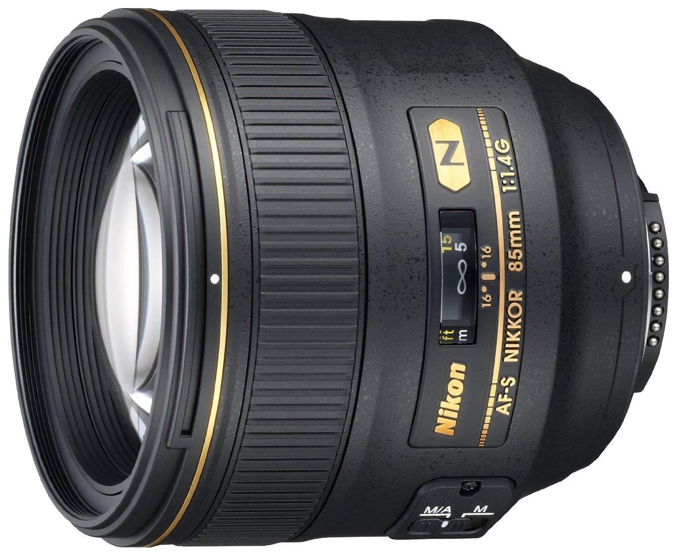 Vorstellung Nikon AF-S Nikkor 85 mm F/1,4G.