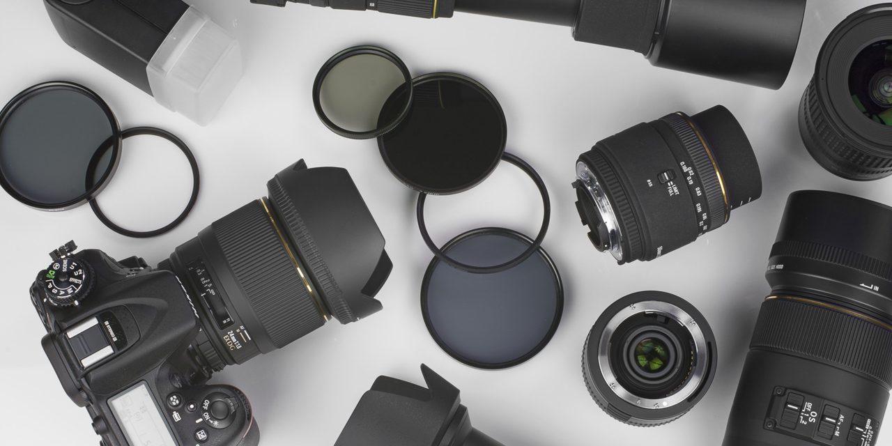 kamera,ausruestung,objektive,blitz