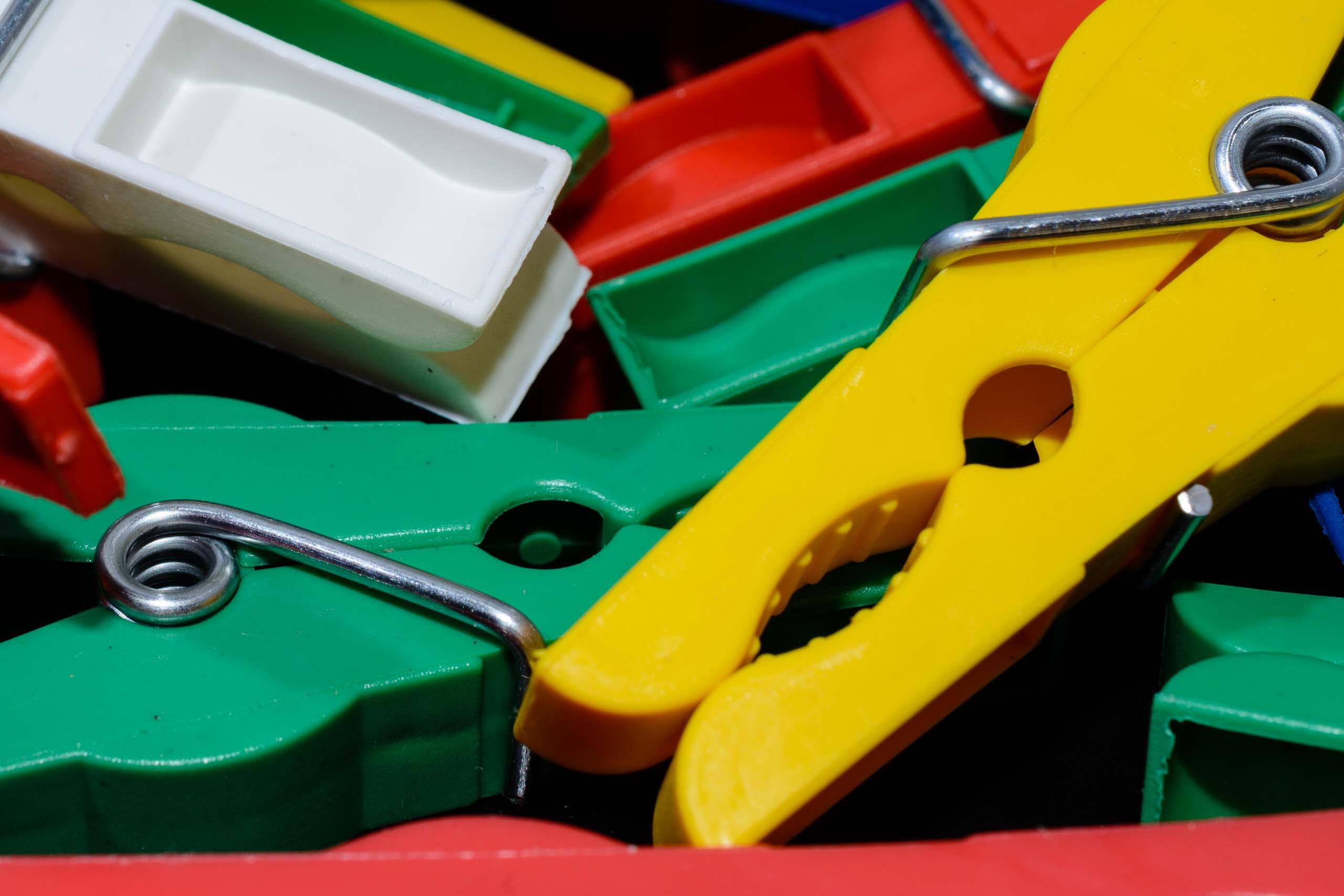 farbig,bunt,waescheklammer,details,nahaufnahme,makro