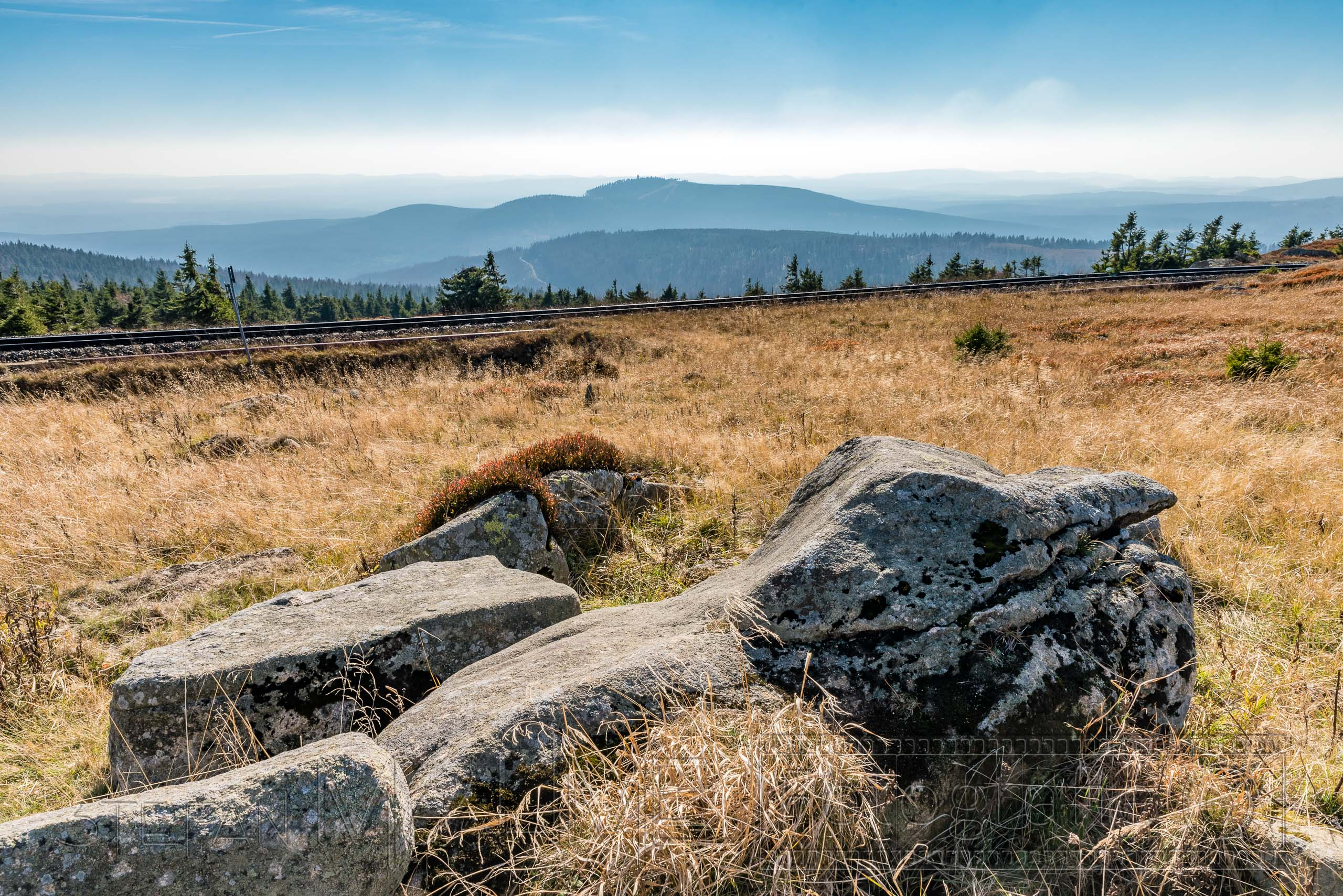 harz,landschaft,brocken, natur,berge