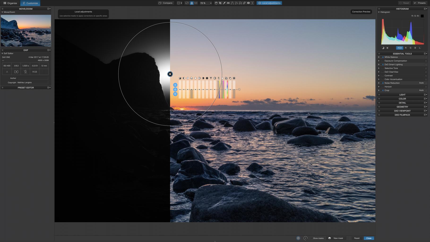 DxO PhotoLab 2.1, eine Alternative zu Lightroom?