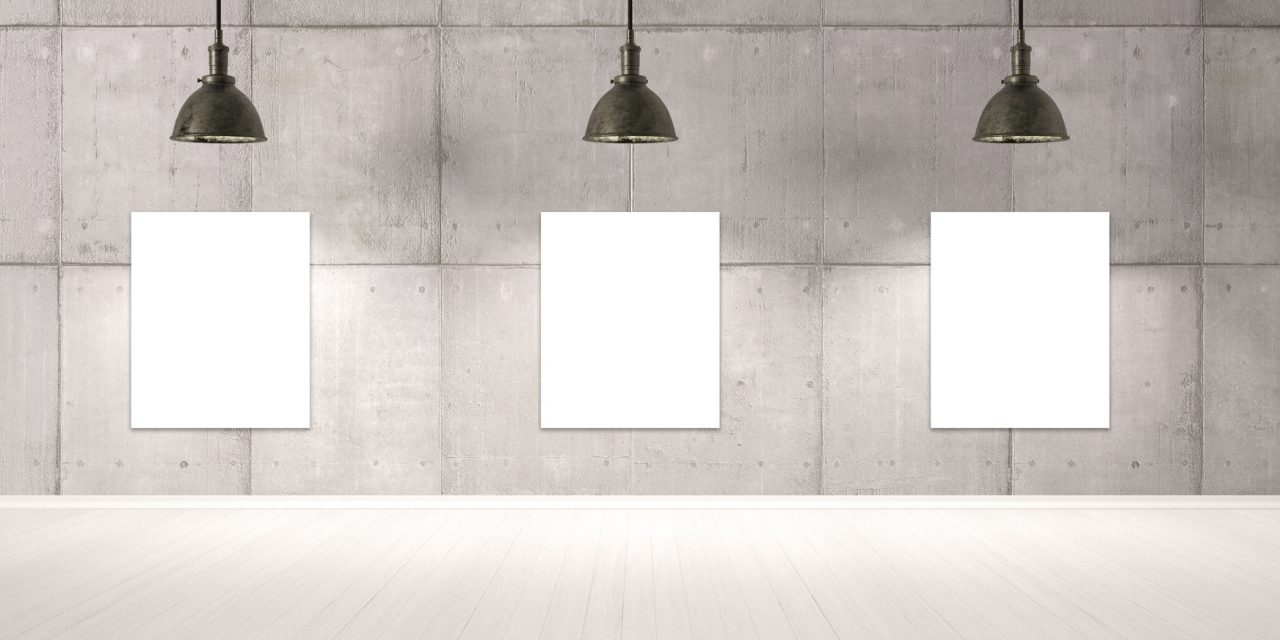 galerie,lampen,licht,bilder,ausstellung