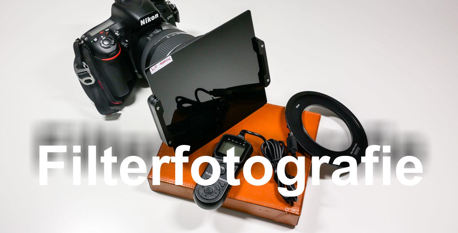 Filterfotografie für Einsteiger, Teil 3: die verschiedenen Motive.