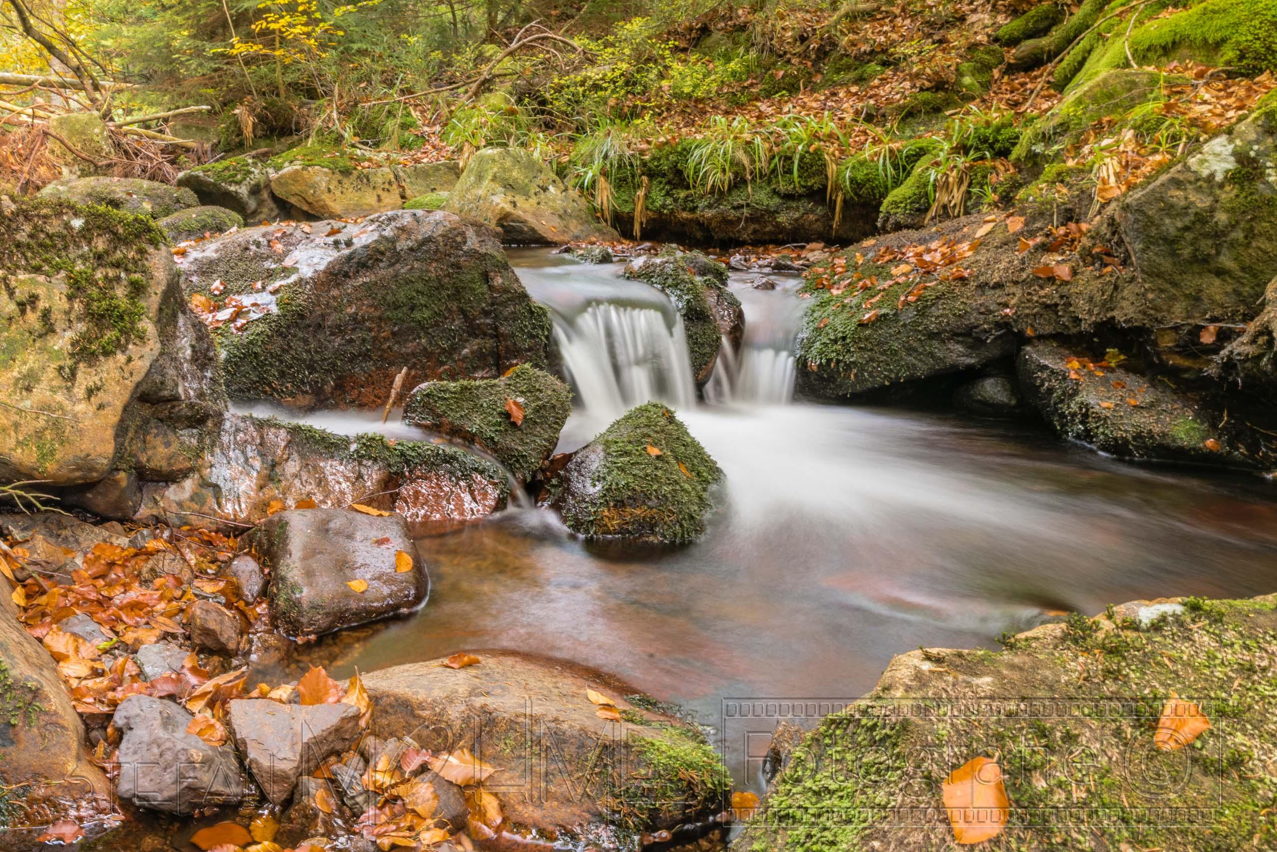 fluß, bach ,steine,wasser,langzeitaufnahme,graufilter, nd filter, natur, landschaft,harz