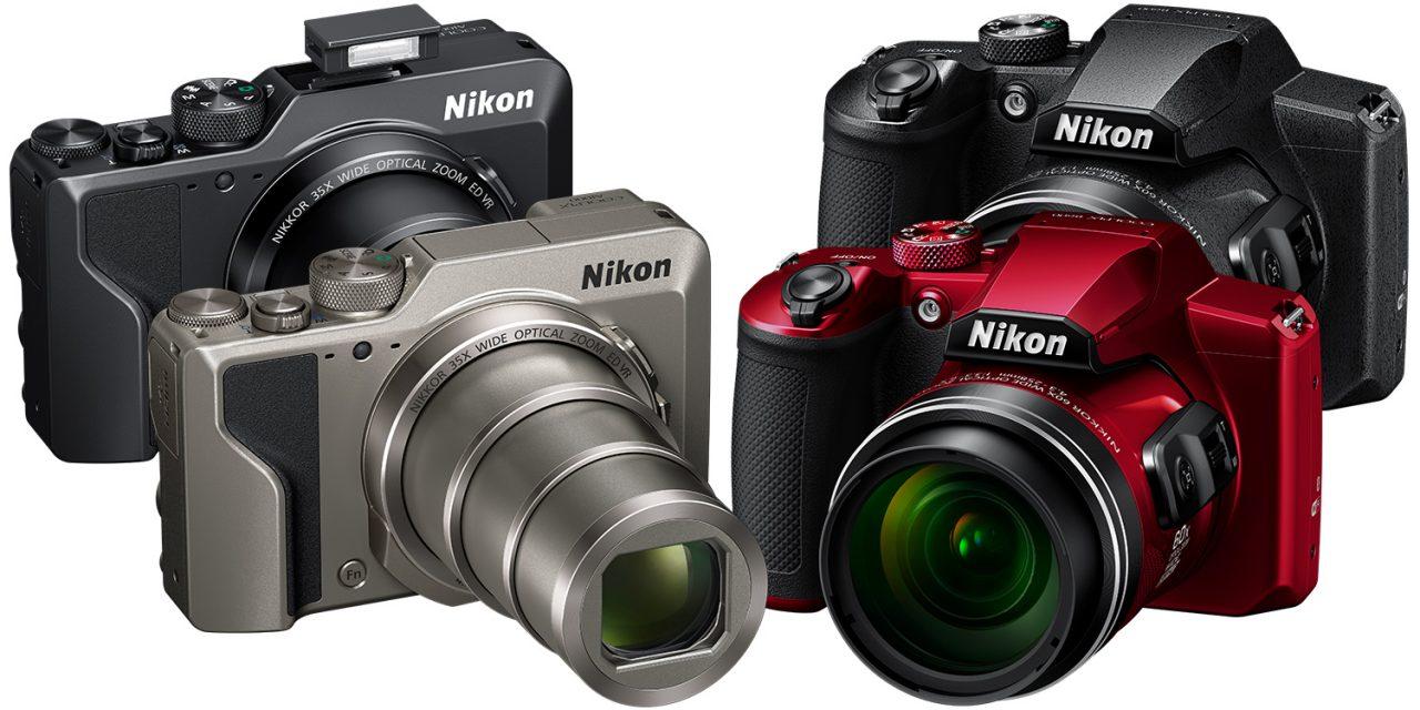 Nikon stellt Superzoomkameras Coolpix A1000 und Coolpix B600 vor!