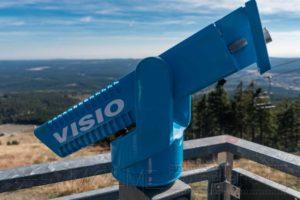 telescope,fernglas,metall,blau,modern,nahaufnahme