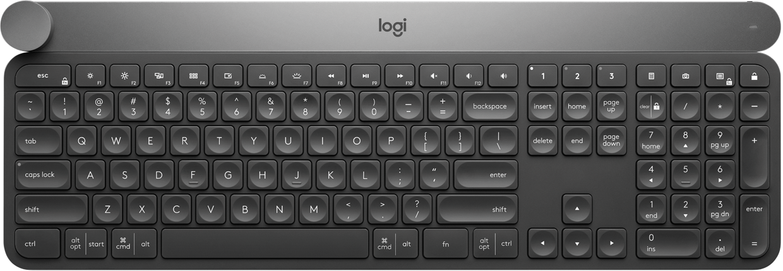 tastatur,logitech,craft,nahaufnahme,details