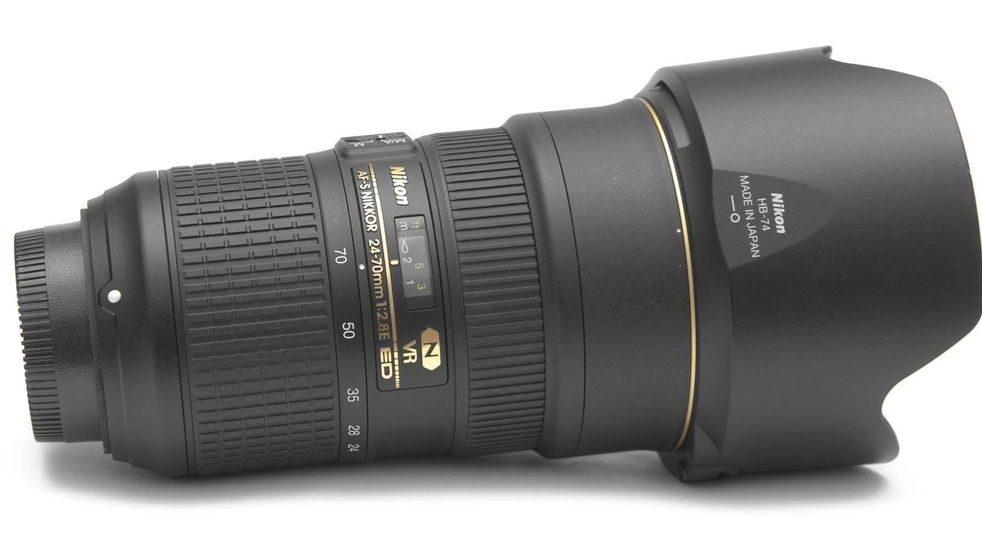 Vorstellung neues Standardzoom Nikon AF-S 24-70mm F/2,8 E ED VR .