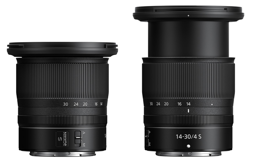 Vorstellung, Nikon Nikkor Z 14-30 mm F/4,0 S