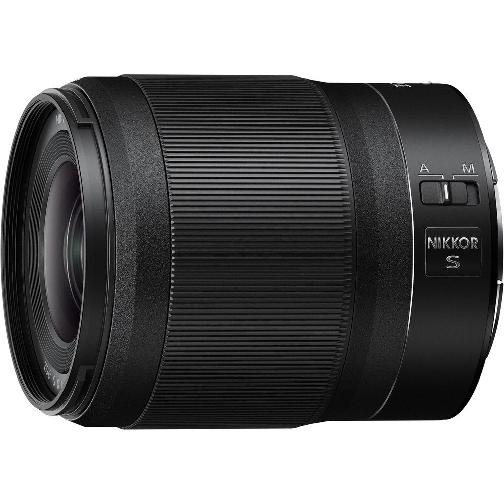 Vorstellung, Nikon 35mm F/1,8 s Line für Z Kameras.