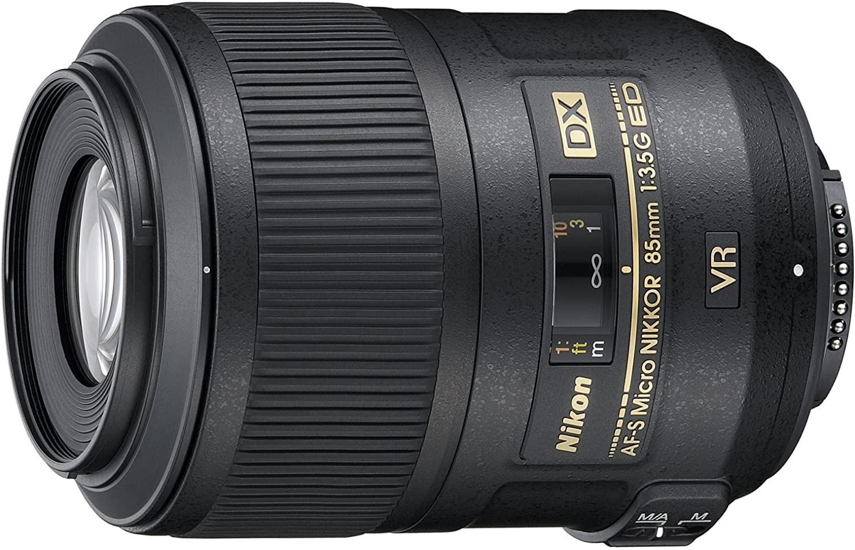 Vorstellung, Nikon AF-S VR Micro Nikkor 85 mm f3,5g IF ED.