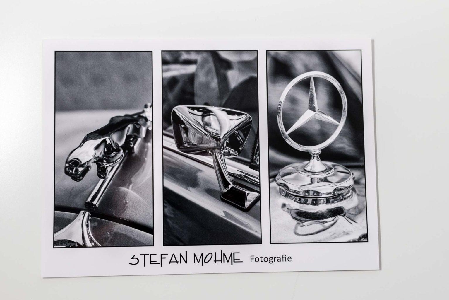 Ein Triptychon (Dreifach Collage), mit dem Lightroom Druckmodul erstellen.
