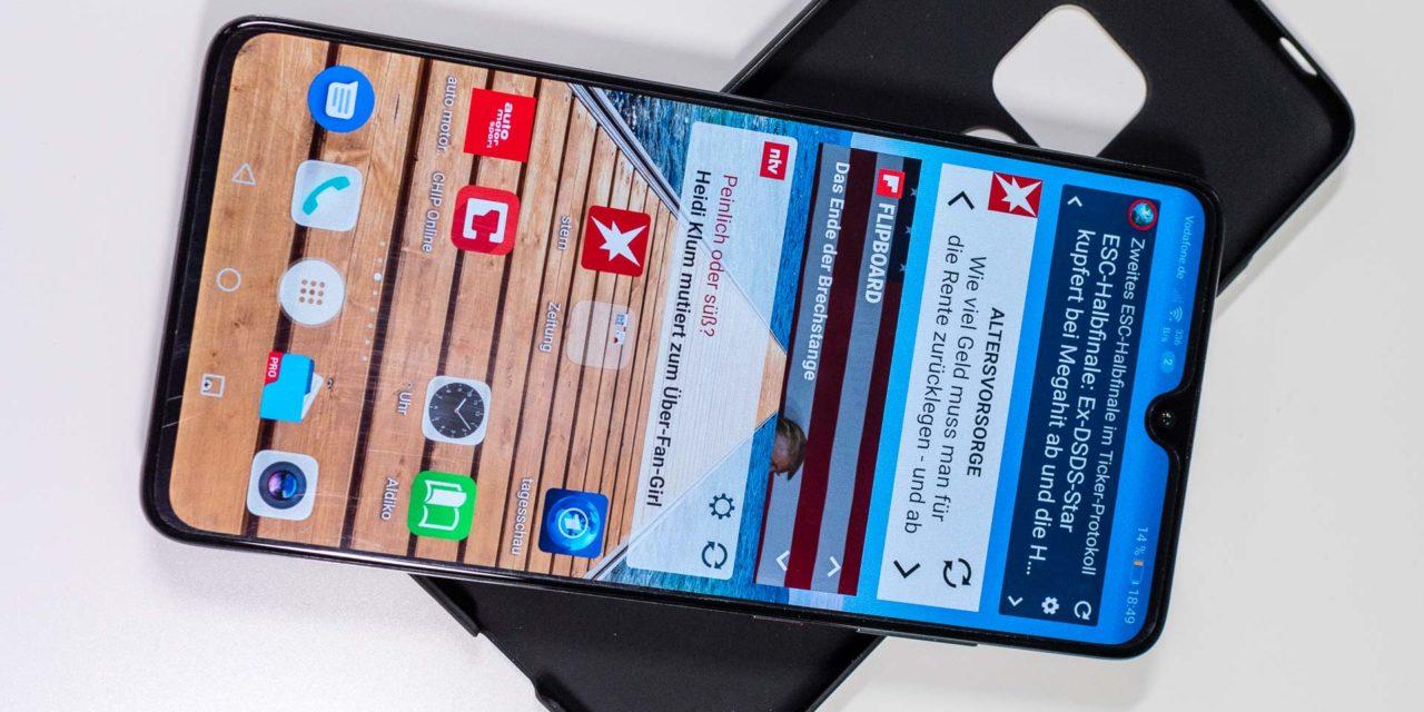 Handy Huawei