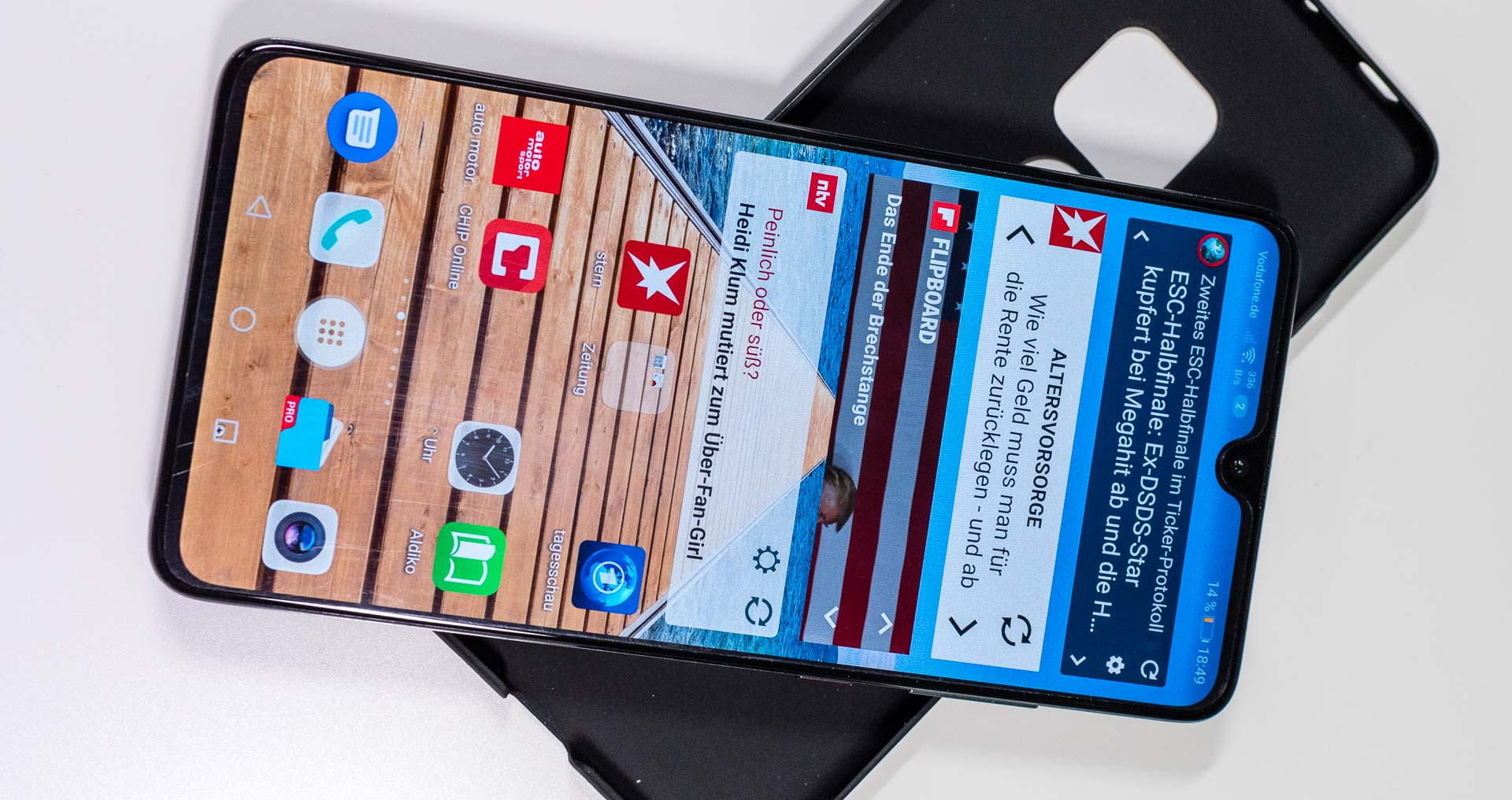 Das Huawei Mate20 Dual-SIM ersetzt mein Galaxy Note 4, meine Erfahrungen!