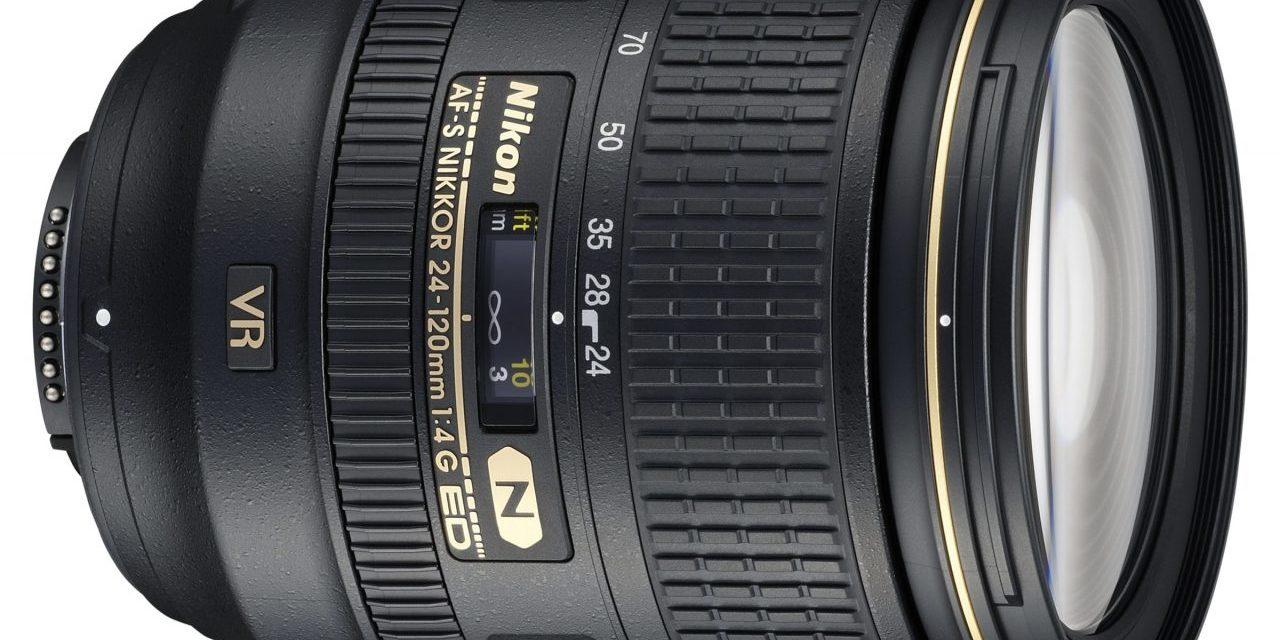 nikon, objektiv,24-120mm