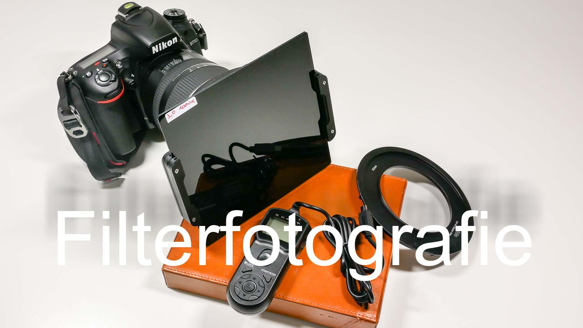 Filterfotografie für Einsteiger, Teil 1, Allgemeine Einführung.