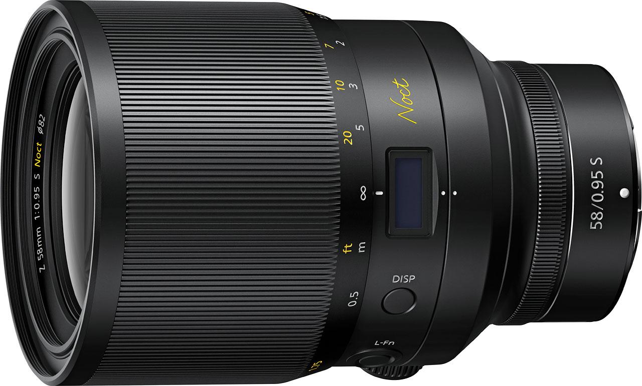 Nikon hat das NIKKOR Z 58mm f/0.95 S Noct vorgestellt.
