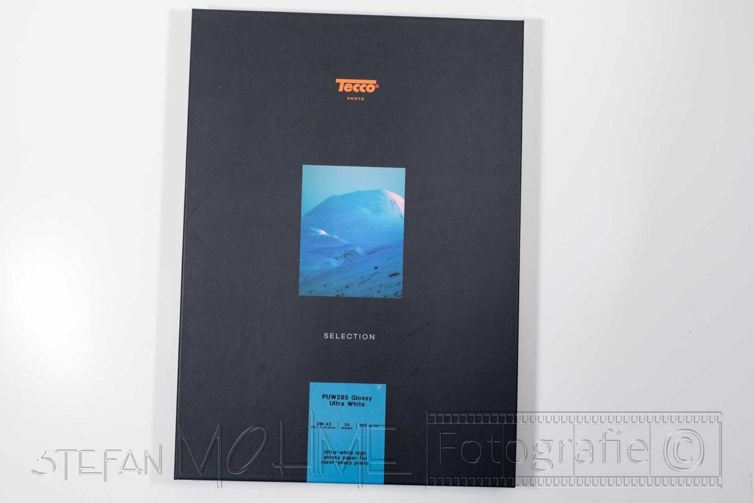 Tecco Fotopapierverpackung