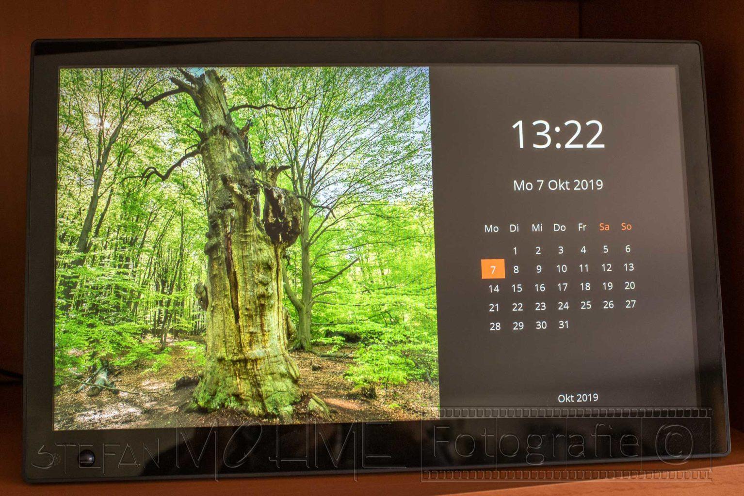 Digitaler Bilderrahmen NIX X17B, günstige Alternative, meine Erfahrungen!