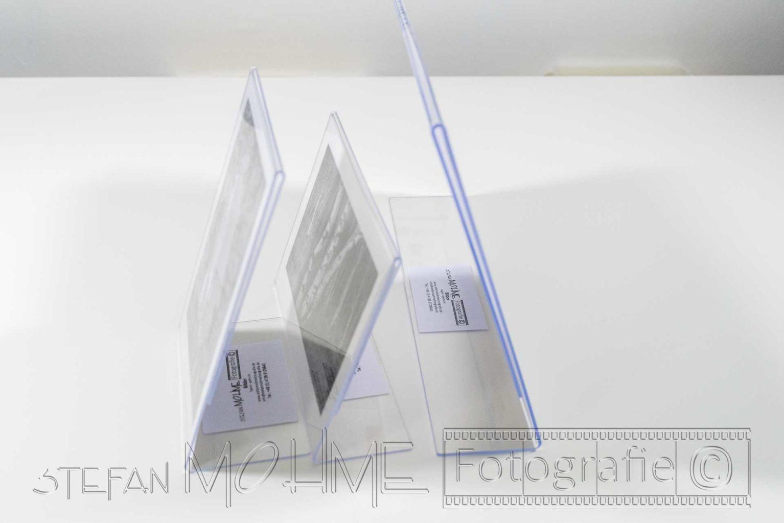 Verschiedene Acryl fotorahmen