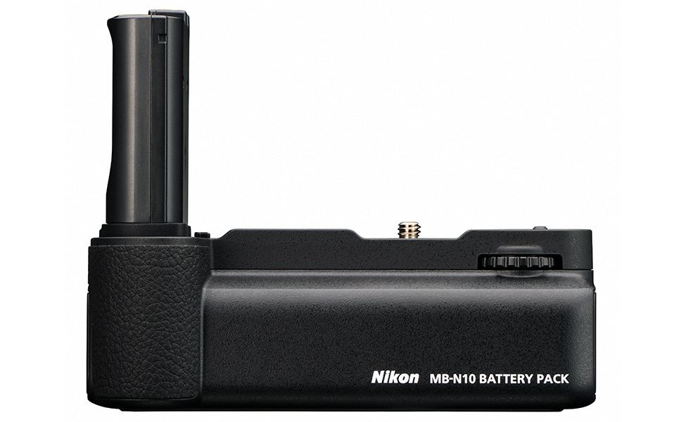 Nikon stellt Batteriegriff MB-N10 für Nikon z 6 & z 7 vor.