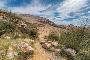 Pag, mars trail an kueste