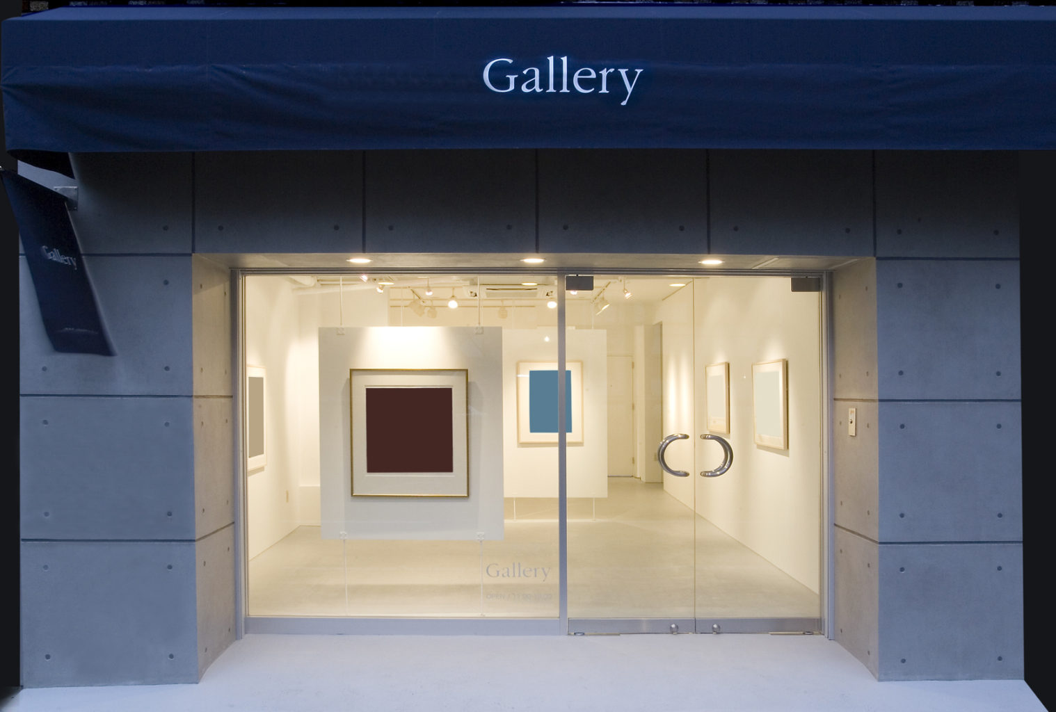 gallerie eingang