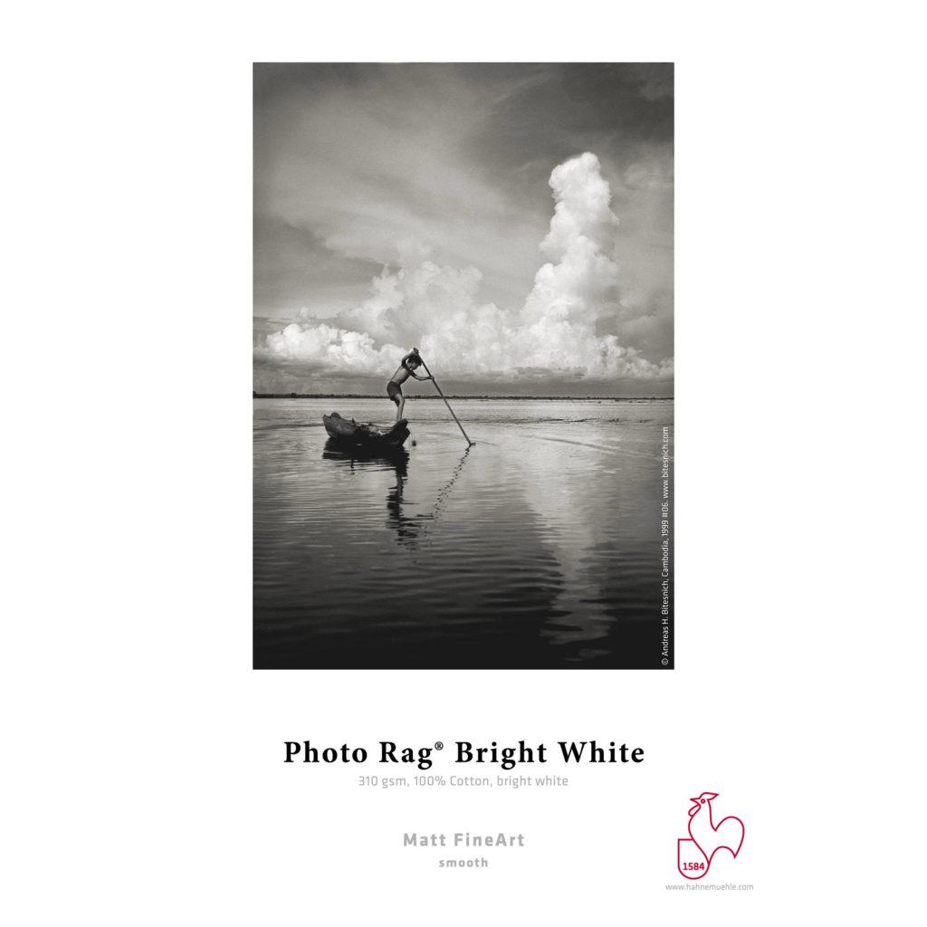 Hahnemühle Photo Rag 300 Bright White