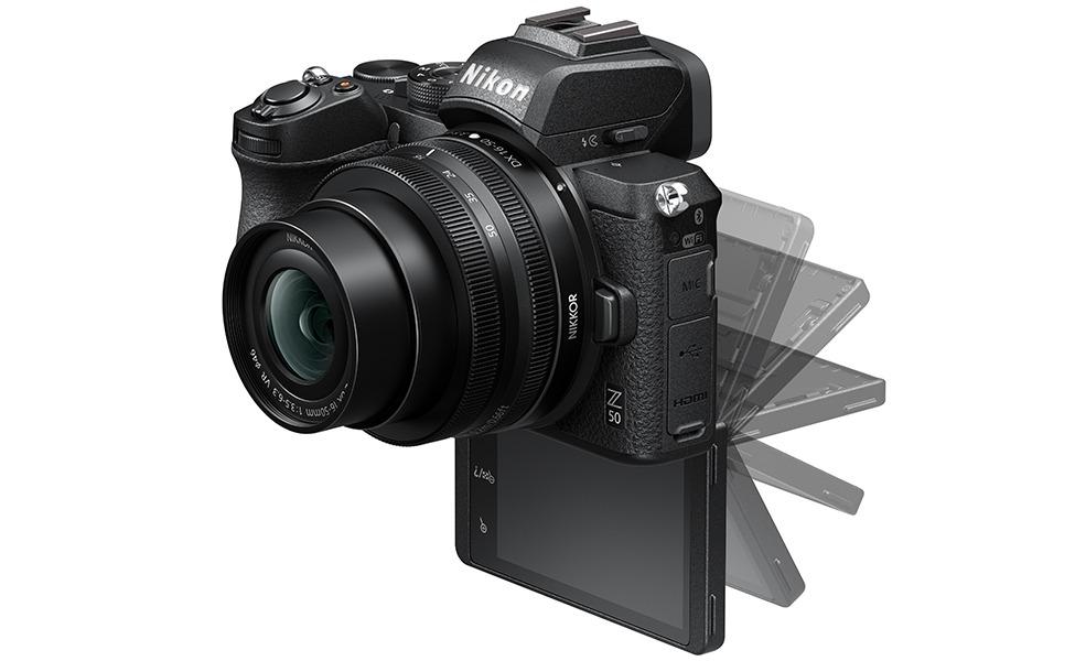 Nikon z 50 Objektiv
