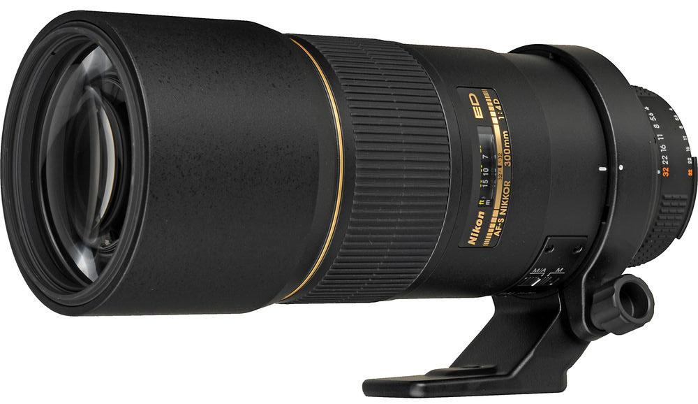 Vorgestellt, Nikon AF-S Nikkor 300mm f4.0 D IF-ED.