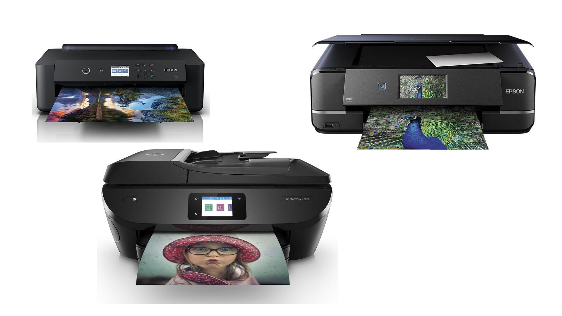 Günstige Fotodrucker für Einsteiger.