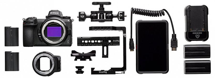 Nikons spiegelloses Kamerasystem, das z System Teil 3, das Zubehör