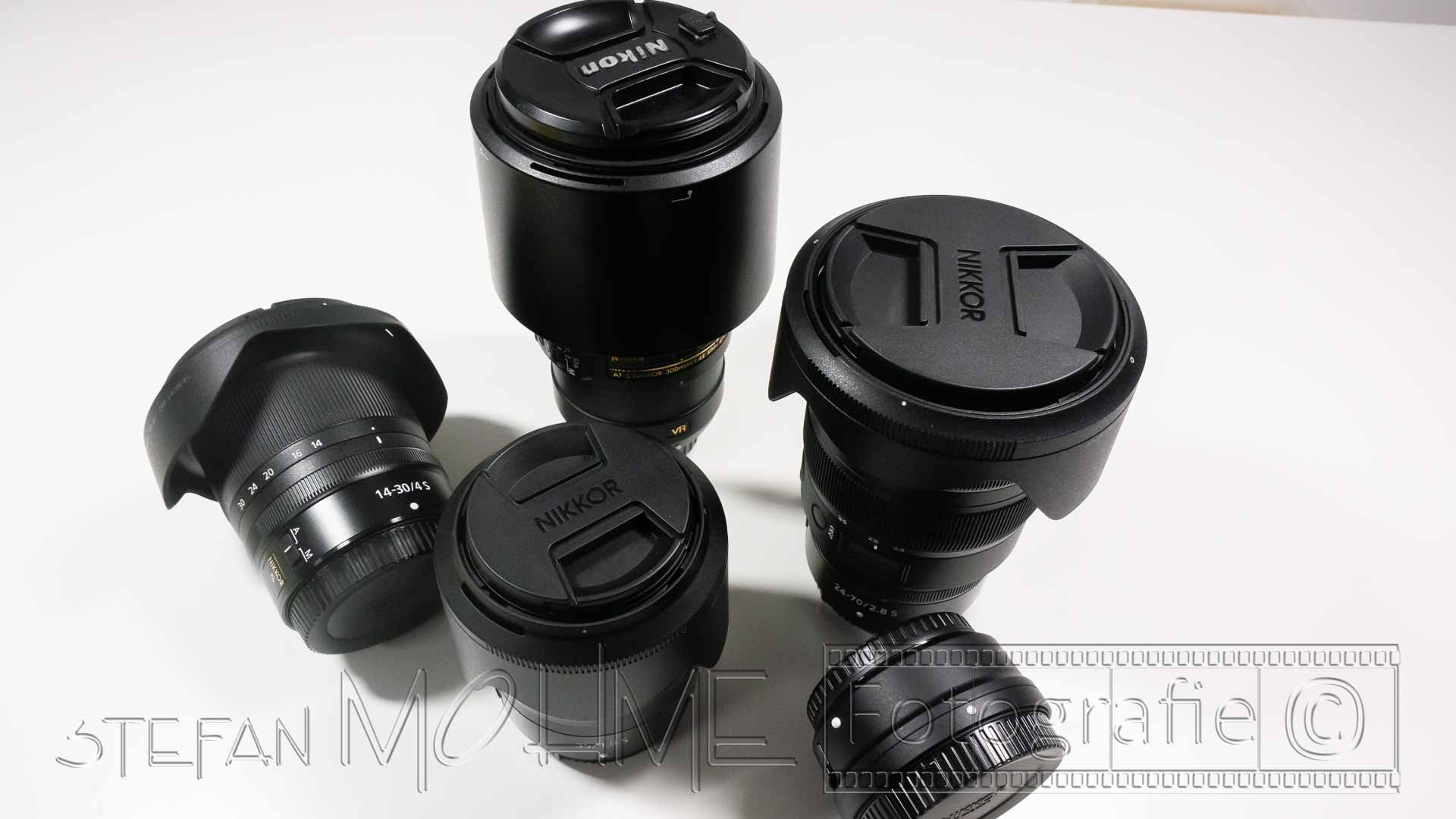 Nikons neue s-Line Objektive, meine ersten Erfahrungen!