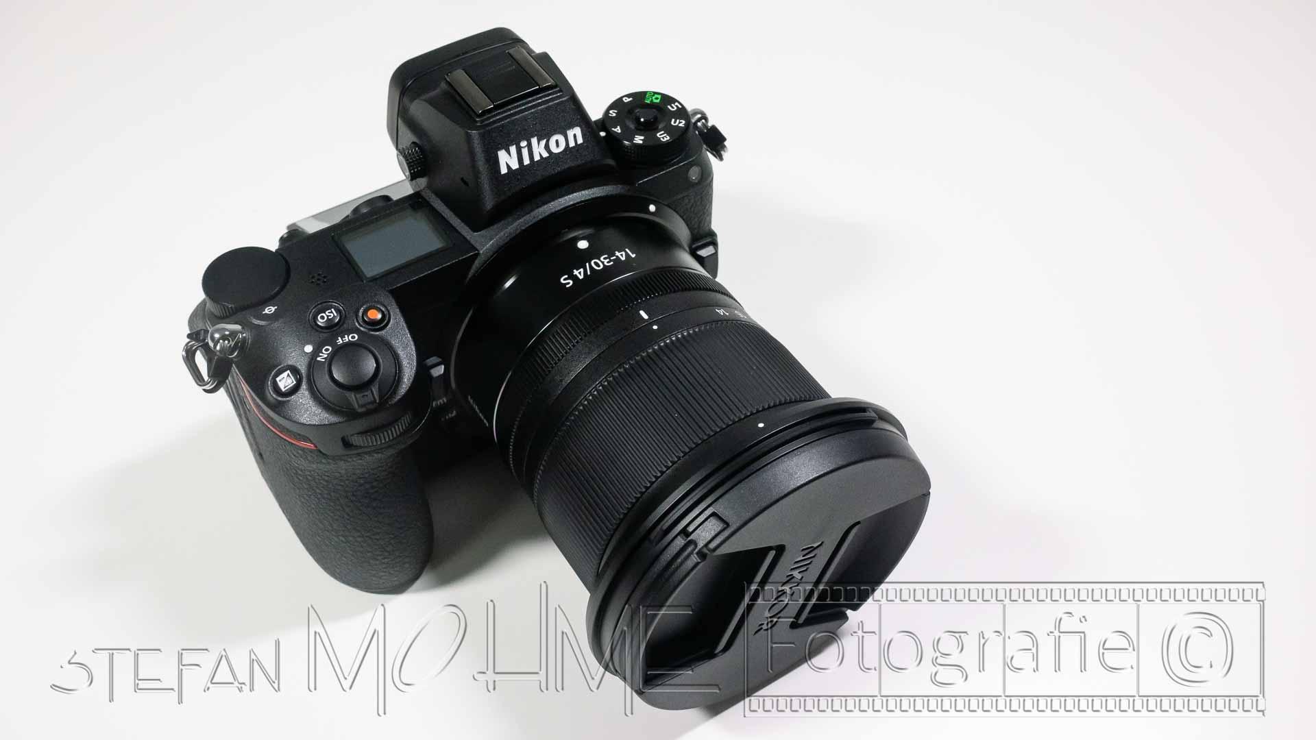 Nikon z7& Nikon 14-30mm F/4,0 s-Line Objektiv
