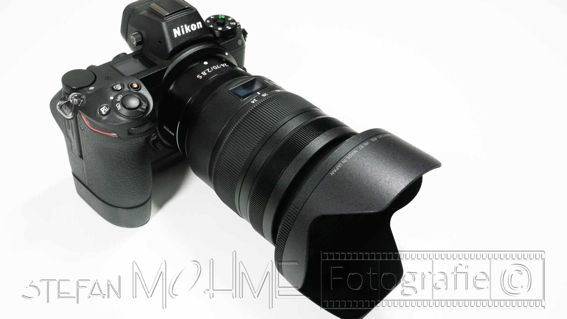 Nikon z7 & 24-70mm Objektiv