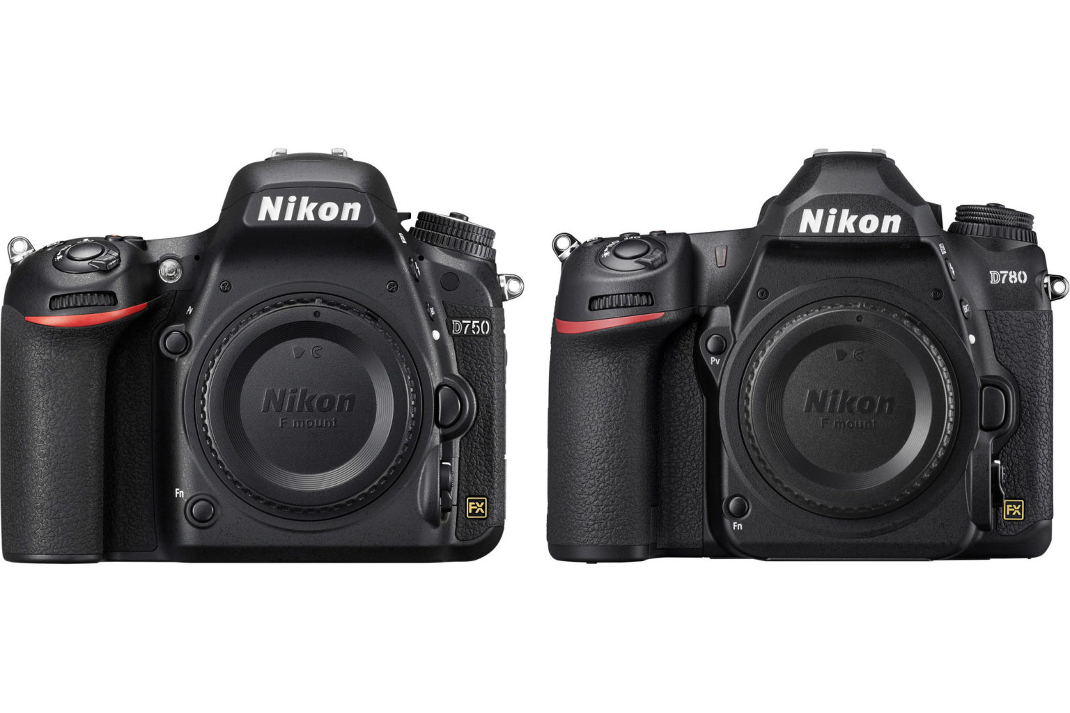 Nikon stellt neue Vollformat DSLR D780 vor.
