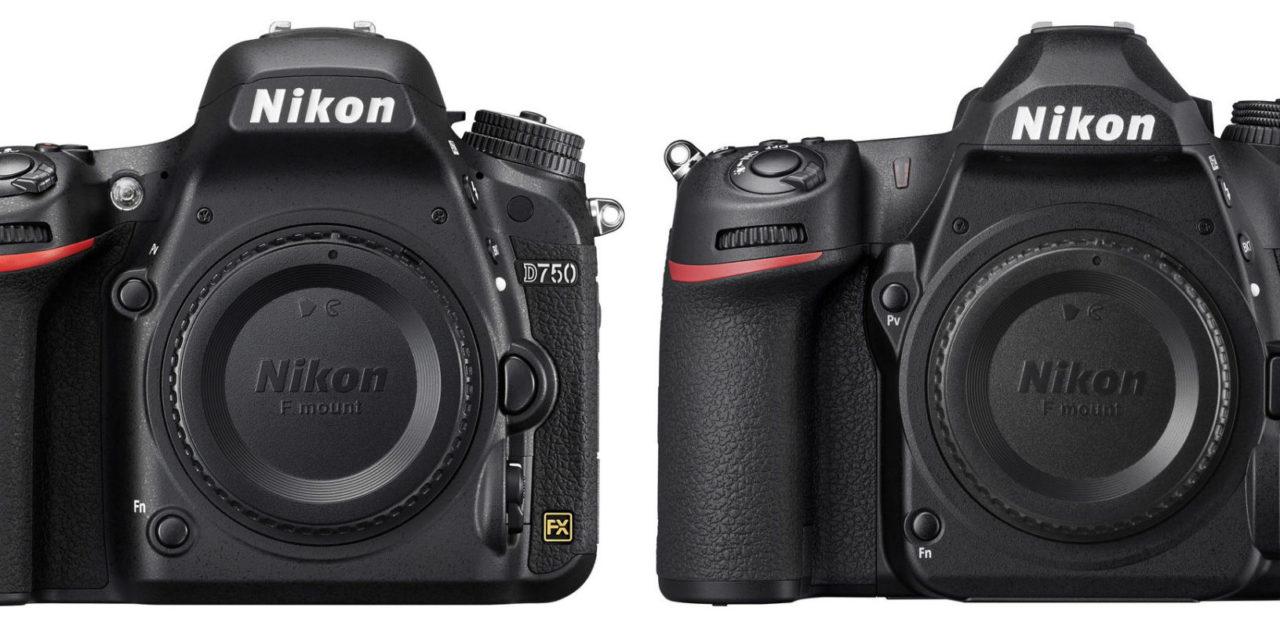 Nikon D750 vs Nikon D780
