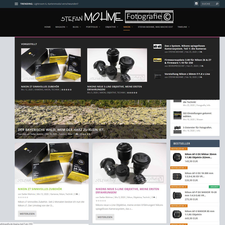 Fotoblog erstellen für Einsteiger!