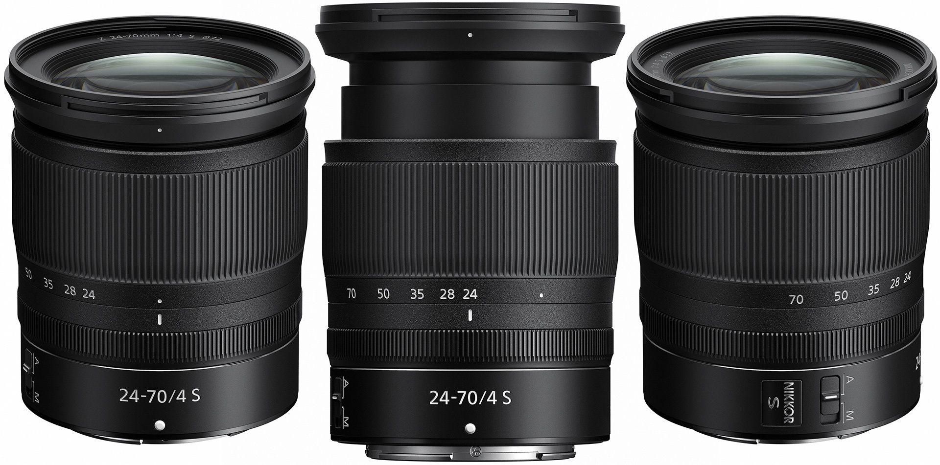 Vorstellung Nikon Nikkor z 24-70 mm F/4 S.