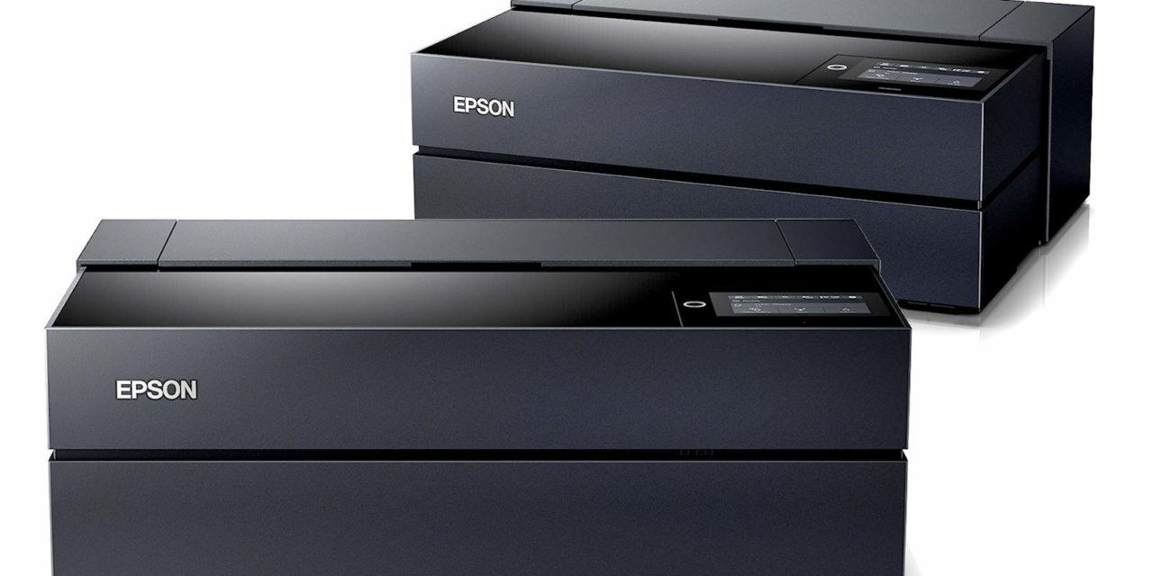 Epson stellt neue Fine Art Drucker SC P 700 / 900 vor.