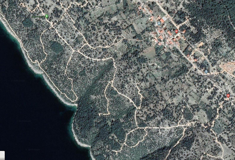 Google earth olivenhain Pag