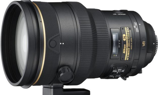 Vorgestellt, Nikon AF-S Nikkor 200mm f2.0 G ED VR II.