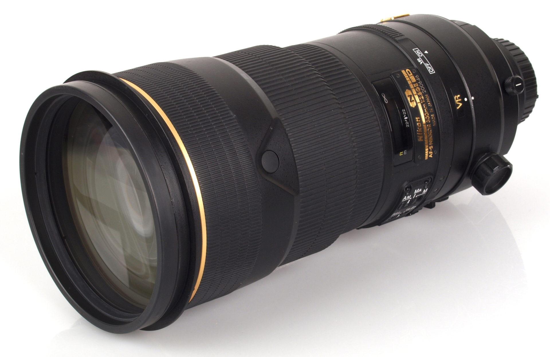 Vorgestellt, Nikon AF-S Nikkor 300mm f2.8 G ED VR II.