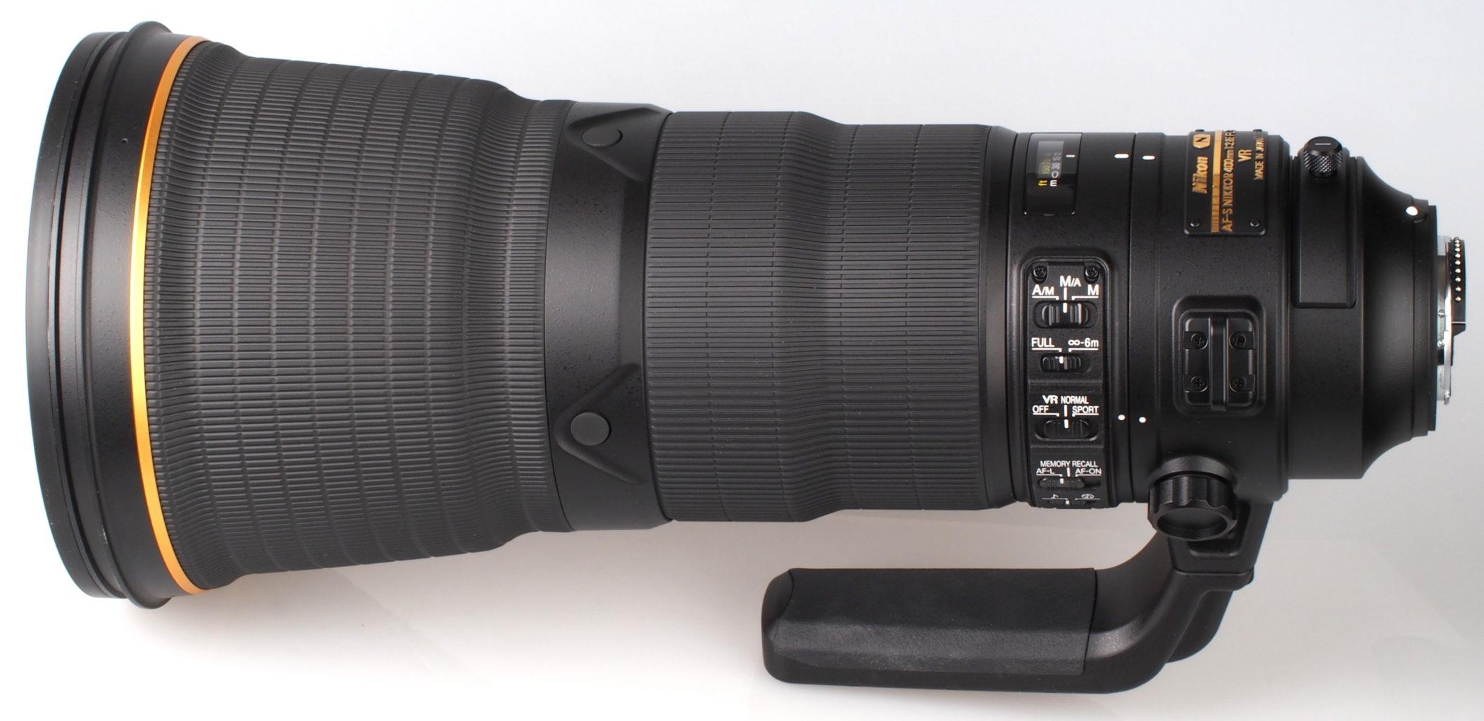 Nikon 400mm f/2,8
