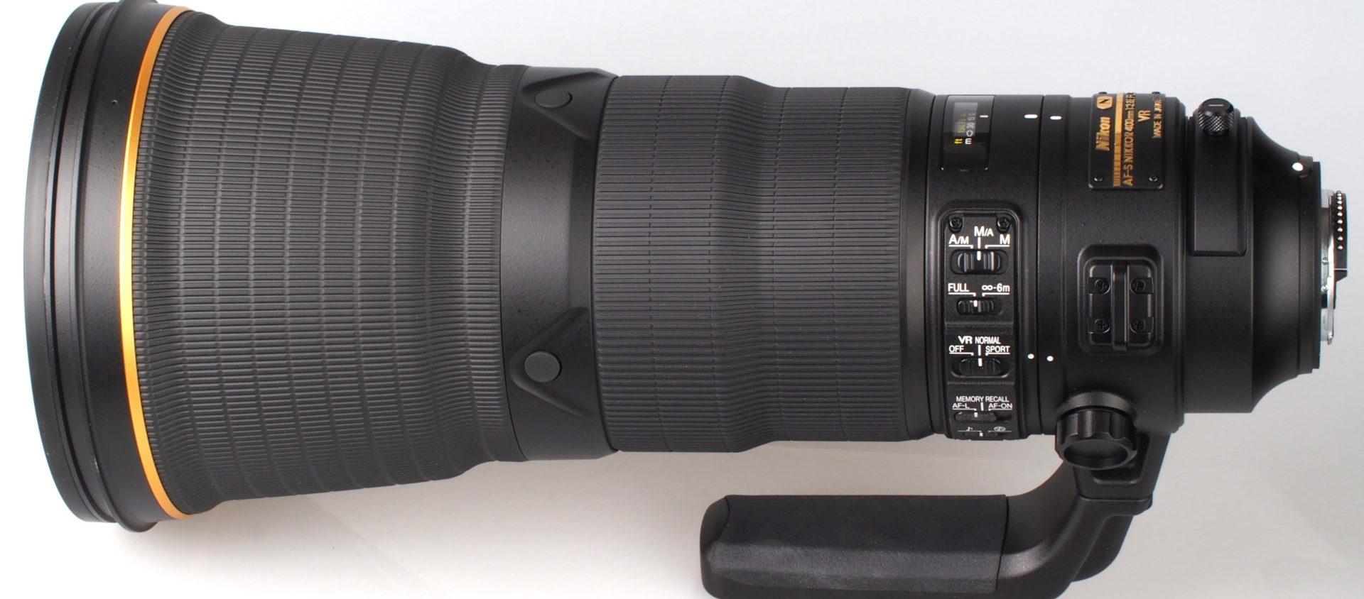 Vorstellung, Nikon AF-S Nikkor 400mm f2.8 E FL ED VR.