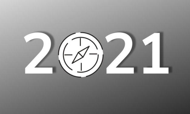 Blogprojekte 2021, was gibt es neues im nächsten Jahr?