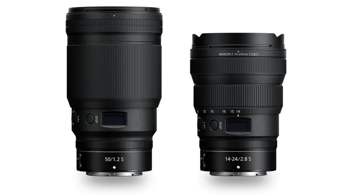 Nikon z 50mm F1,2 und 14-24mm F2,8