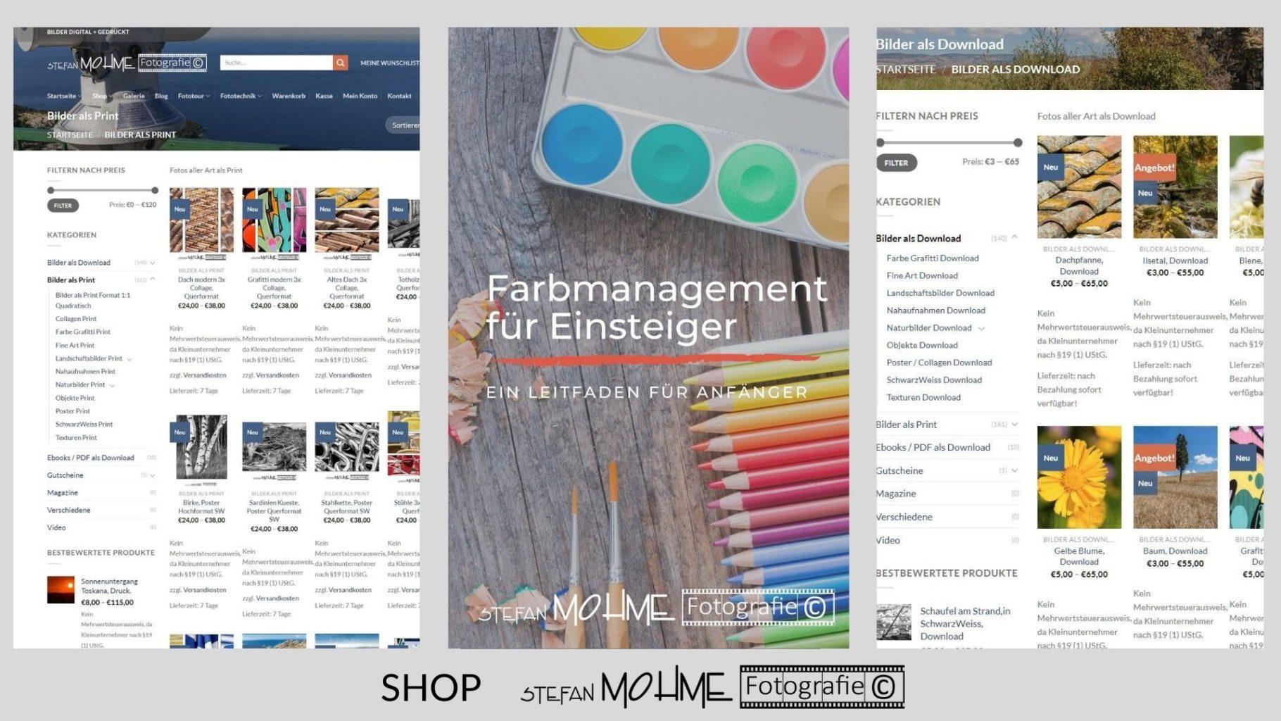 Shop Stefan Mohme Banner,Weihnachtsgeschenke