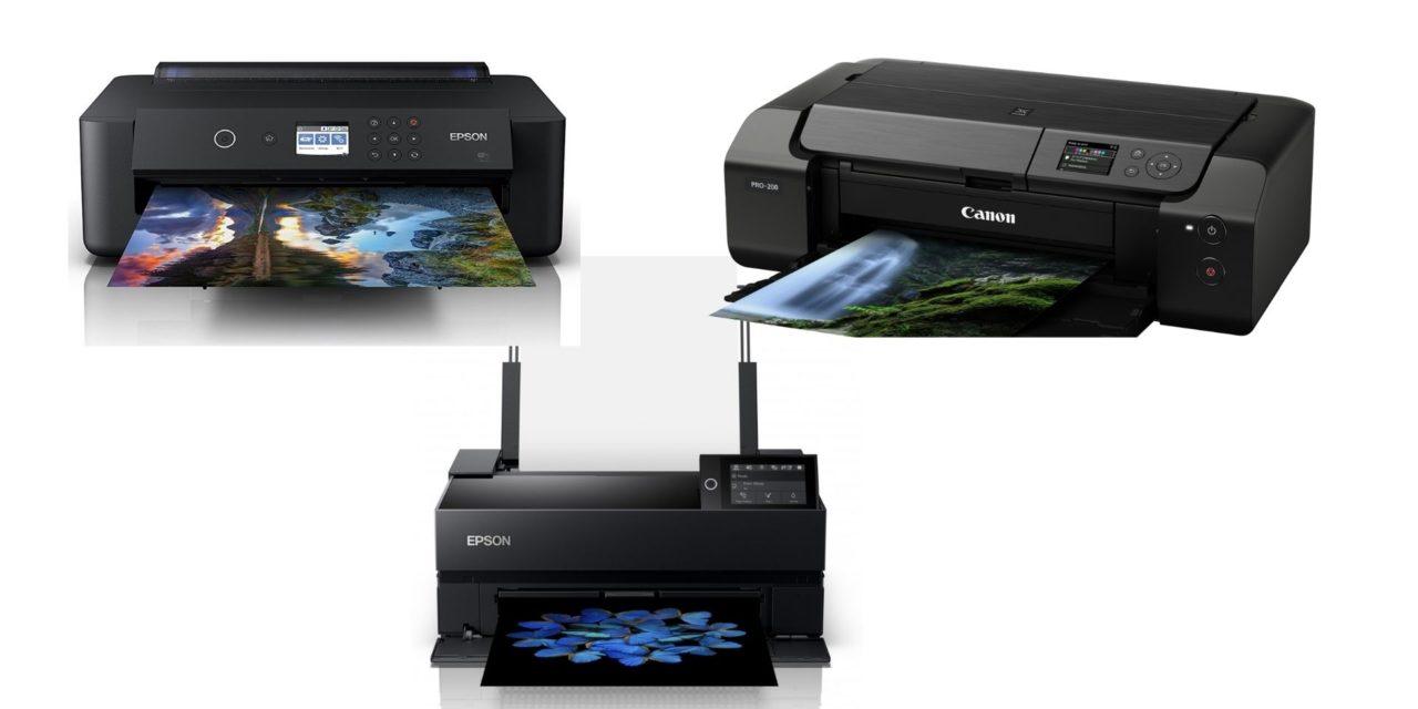 Fine Art Drucker für Einsteiger bis A3, meine Empfehlungen 2020!