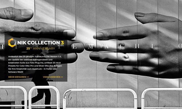 DxO stellt Nik Collection 3.3 vor!